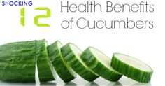 1. Skin care: Cucumber have diuretic properties, the cooling effect, and cleaners that are beneficial to the skin. High water content; vitamin A, B, and C; and minerals, like magnesium, potassium, …