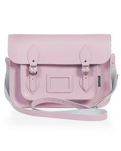Bag Satchel Pink by Zatchels
