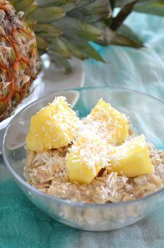 Pineapple CoconutOatmeal
