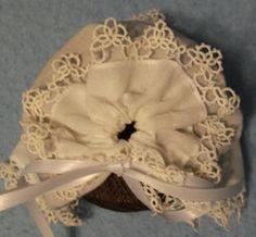 Lace: Hanky Bonnet- how to