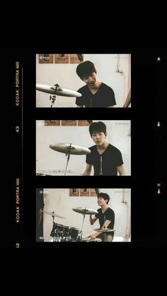 Day6 Dowoon, Kim Wonpil, Music Wallpaper, Boyfriend Material, Random Things, Idol, Bright, Artists, Band