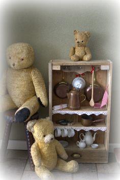 Bears Keukentje