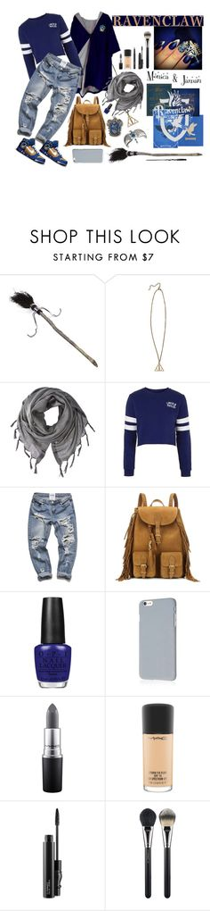"""Untitled #32"" by monica176 ❤ liked on Polyvore featuring Love Quotes Scarves, Topshop, NIKE, Yves Saint Laurent, OPI, Klix and MAC Cosmetics"