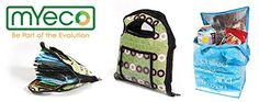 My Eco Shopping Bag System, 2015 Amazon Top Rated Reusable Grocery Bags #Kitchen