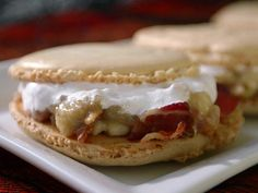 Elvis Moon Pie Recipe : Eric Greenspan : Food Network - FoodNetwork.com