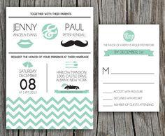 Wedding Invitation Etiquette | 4-Step Invitation Timeline | Team Wedding Blog #wedding #weddinginvitation #teamwedding