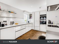 A modern, stylish and practical kitchen