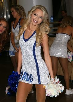 Dallas Mavericks Dancers Photos from Mavs win over New Orleans Pelicans - Pro Dance Cheer Cheerleading Cheers, Cheerleading Pictures, Cheerleading Outfits, Cheerleader Girls, School Cheerleading, Cheer Stunts, Volleyball Pictures, Softball Pictures, Hottest Nfl Cheerleaders