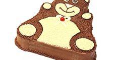 Top 10 cake ideas for kids ~2~Bear Cake