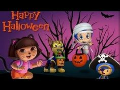 dora and friends special halloween the movie game 2015 kids dora the - Halloween The Movie Song