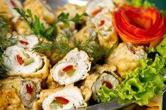 Rybacie filé po bardejovsky Pos, Shrimp, Meat