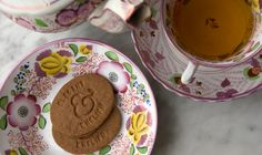 English Tea Biscuit Chocolate Raspberry