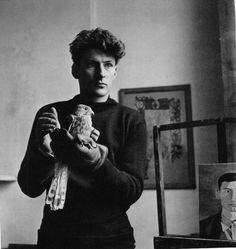 Lucian Freud, self portrait (1947)