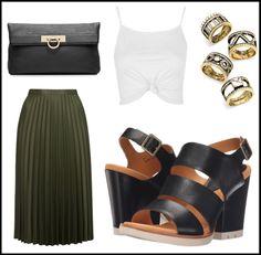 Streetwear Inspiration: How to wear LENNY sandals