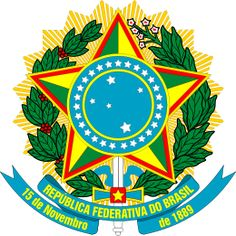 Brasão de armas: Brasil