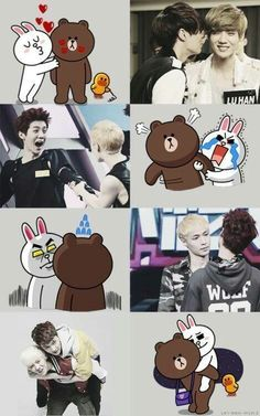 Funny exo couple