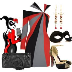 Harley Quinn ~~ next year's Halloween costume