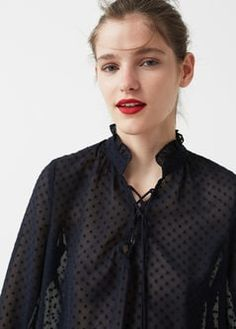 Plumeti blouse