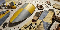 All the Stuff Soldiers Have Carried in Battle, From the 11th Century to Today