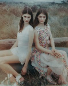 Model Camp by Emily Soto for V Magazine
