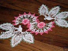 Free Printable Crochet Doily Patterns | Topic: Looking for hummingbird doily pattern (Read 2875 times)
