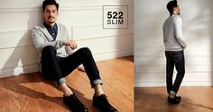 #jeans #jeanspl #newcollection #fallwinter #fw14 #denim #522 #levis