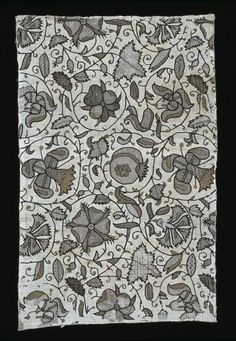 Panel, embroidered/sleeve; @1580; National Museums of Scotland, A.1929.152
