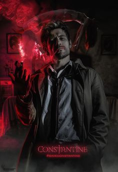 #Hellblazers are spreading like a hunger demon! #Constantine S2 #SaveConstantine