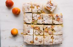 Apricot Custard Cake — Love, Cake