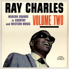 Ray Charles Modern Sounds in Country and Western Music Volume Two Vintage Vinyl…