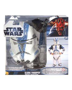 Clone Trooper Kinderkostüm Set #StarWars #StarWarsCostumes #CloneTrooper #CloneTrooperCostumeSet
