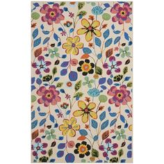 @Overstock.com - Safavieh Hand-hooked Four Seasons Indoor/ Outdoor Ivory Rug (8' x 10') - This Four Seaons rug features a hand-hooked polypropylene pile providing comfort and softness to the touch while providing protection from liquid spills, soil, and the element's worst  http://www.overstock.com/Home-Garden/Safavieh-Hand-hooked-Four-Seasons-Indoor-Outdoor-Ivory-Rug-8-x-10/7724901/product.html?CID=214117 $291.54
