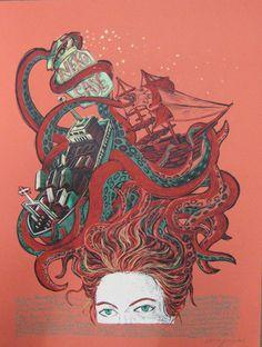 Neko Case + octopus = epic win