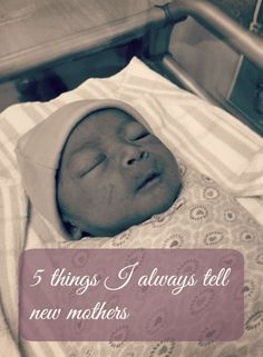Steps with Sarah: 5 things I always tell new mothers  Being a new mum is hard enough as it is. Some encouraging words and pieces of advice never hurt anyone. Lets be a generation of women who build each other up.