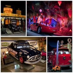 5 Great Things about the Radiator Springs Racers Ride at Disneyland's Cars Land