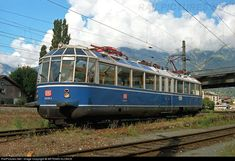 Innsbruck, Electric Train, Artemis, Transportation, Tourism, German, Public, Museum, Germany