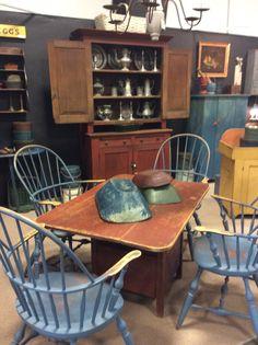 Country Treasures Preston Maryland Antique Shop