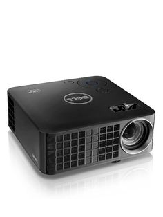 """Chloe Moretz's holiday picks: Dell M110 Ultra-Mobile Projector  """"This projector would be amazing for winter nights when you want to curl up and watch movies with your family!"""" #17holiday"""