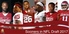 Sooners in NFL Draft 2017  (GoBoomSoon)