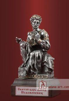 Оловянная статуэтка георгия победоносца