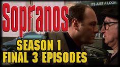 The Sopranos Season 1 Episodes 11-12-13 Live Commentary