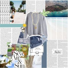 """This could be paradise . ♥"" by heyyitskim ❤ liked on Polyvore"