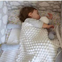 Diy Crafts - ** This listing is for the 3 in 1 Cuddly Sheep Baby Toy Security Blanket Lovey Crochet Pattern only ** What great idea! A cuddly warm bla Bubble Blanket, Bunny Blanket, Crochet Blanket Patterns, Baby Blanket Crochet, Crochet Baby, Knitting Patterns, Bobble Crochet, Manta Crochet, Diy Crafts Crochet