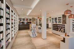 -Job in Sint-Job-in-'t-Goor Pharmacy Design, Home Decor, Pharmacy, Decoration Home, Room Decor, Home Interior Design, Home Decoration, Interior Design