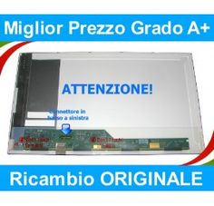 Acquista Asus Pro 79Ab 79Ac 79Ae Lcd Display Schermo Originale 17.3 Hd+ 1600X900 Led (734LH496) da LcdShop