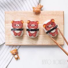 Ming #bentomonsters @bentomonsters #rilakkuma #spam ...Instagram photo | Websta (Webstagram)