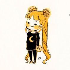 Usagii *^* How cuute || Sailor Moon