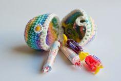 Easter Egg (Crochet Pattern)