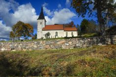 kattnäs kyrka, near Dillnaes, Sodermanland, Sweden Birthplace of Carl Falkberg (LCXK-9KZ) in 1710, and of Ingrid Larsson (LCXK-9RW) Edwin Hyrum Anderson line