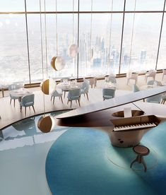 Coffee Shop Design, Cafe Design, Bar Lounge, Lobby Lounge, Lobby Bar, Public Space Design, Interior Design Presentation, Architecture People, Most Luxurious Hotels